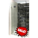 Frameless Shower Screen 900 * 900 * 2000mm